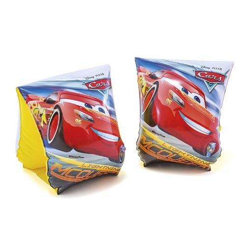 Intex zwembandjes Cars, 18-30 kg, 3-6 jaar