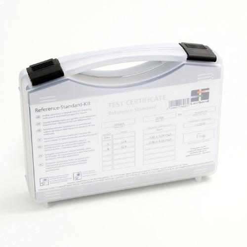 Lovibond referentie standaard chloor (0,5-2,0 mg/l) voor MD 100/MD 200