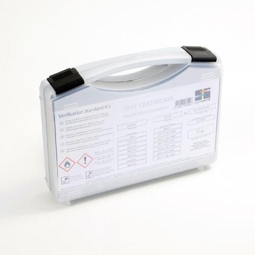 Lovibond referentie standaard pH voor MD 100/MD 200