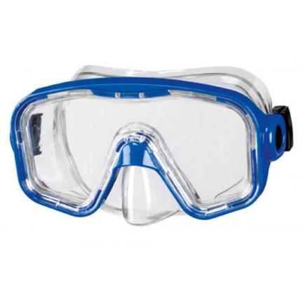 4740af66b3bc16 BECO kinder duikbril Bahia, blauw, 12+